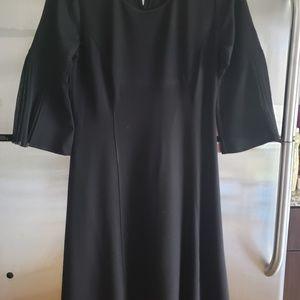 Black Dress Petite 8